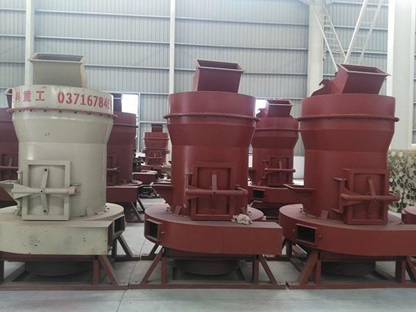 石灰石磨粉机设备